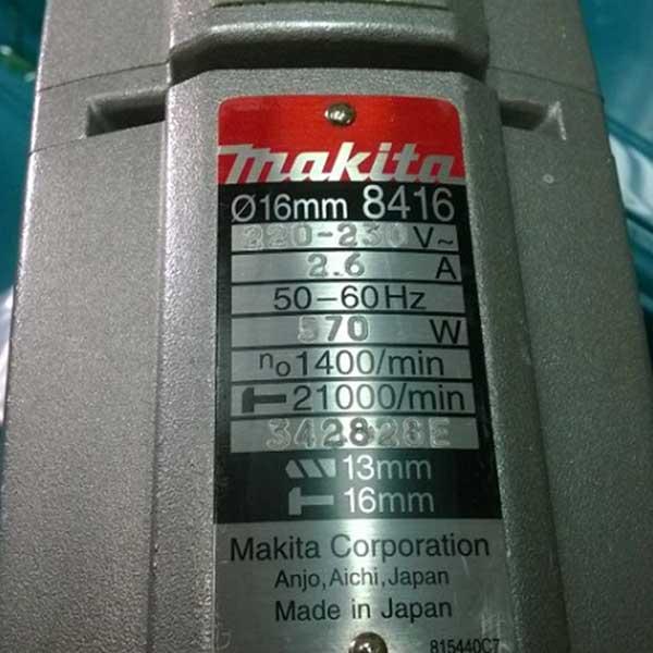 Makita 8416 1 2 Hammer Drill Gold Tools Manila