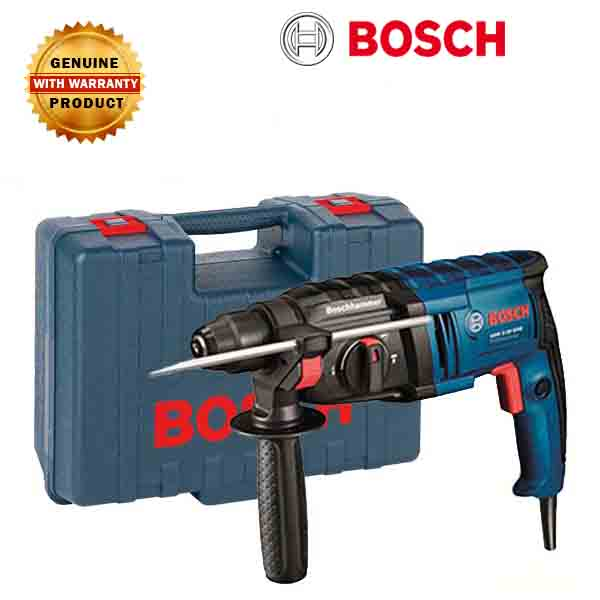 bosch gbh 2 20 dre rotary hammer drill gold tools manila. Black Bedroom Furniture Sets. Home Design Ideas