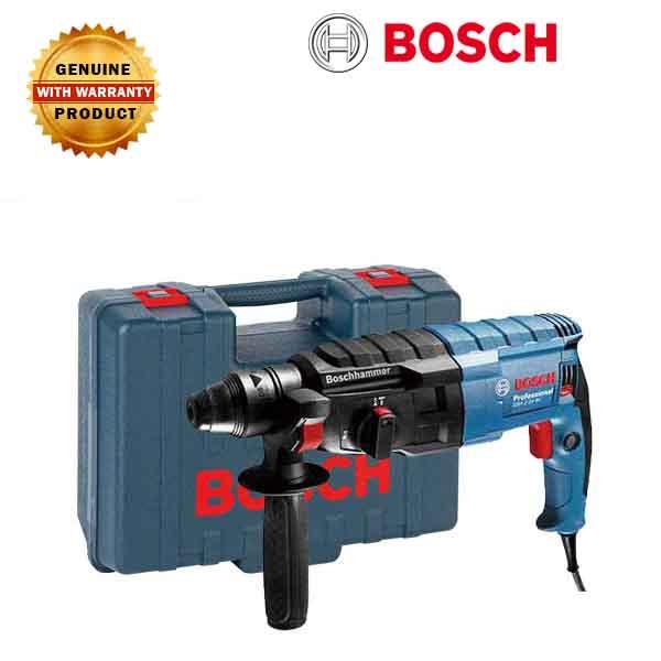 Bosch Gbh 2 24 Re Rotary Hammer Drill Gold Tools Manila