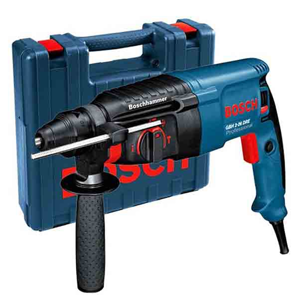 bosch gbh 2 26 dre rotary hammer drill gold tools manila. Black Bedroom Furniture Sets. Home Design Ideas