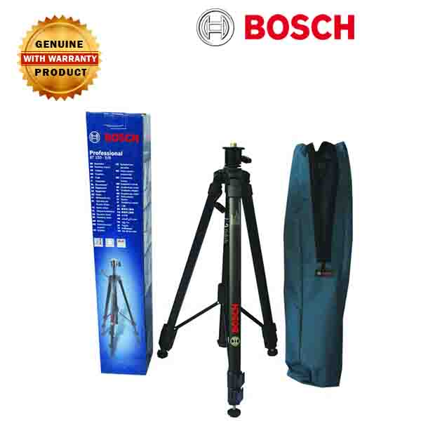 bosch bt 150 5 8 building tripod gold tools manila. Black Bedroom Furniture Sets. Home Design Ideas