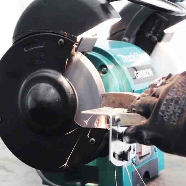 Stupendous Makita Gb602W Bench Grinder 6 Gold Tools Manila Alphanode Cool Chair Designs And Ideas Alphanodeonline