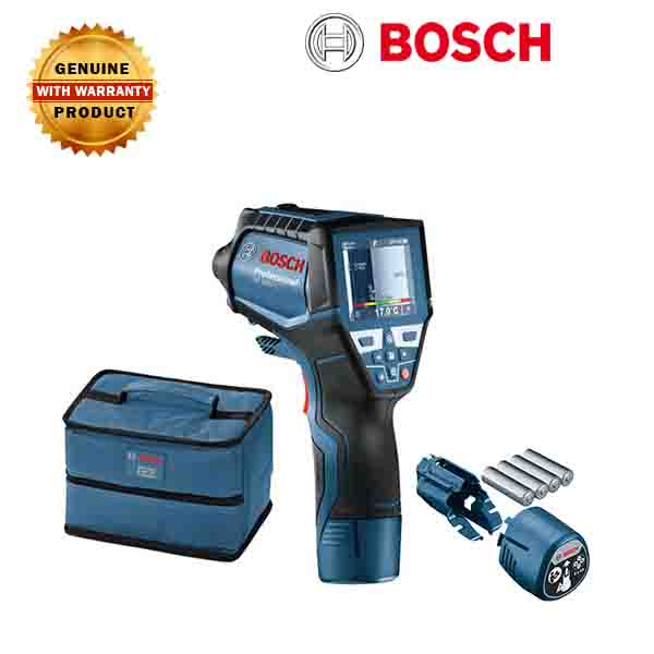 Bosch Gis 1000 C Thermal Thermo Detector Gold Tools