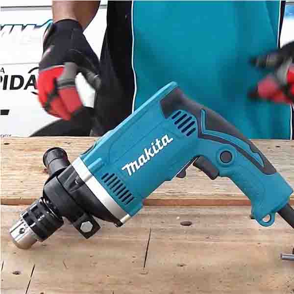 Makita Hp1630k 1 2 Hammer Drill Gold Tools Manila