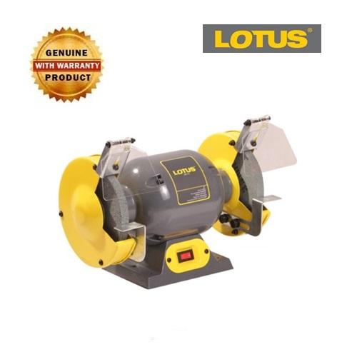 Lotus Lbg150 6 Bench Grinder 1 3 Hp Gold Tools Manila