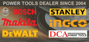 Main brands power Tools