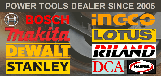 Power Tools Brands