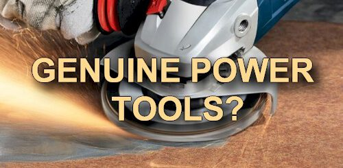 genuine power tools