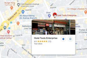 Gold Tools Enterprise